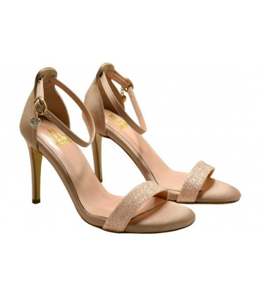 Lou bridal evening sandals Riella