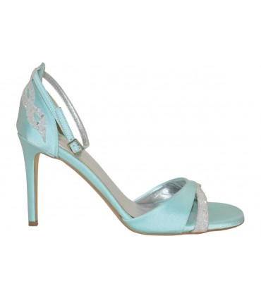 Lou bridal evening sandals Stella