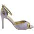 Custom Lou bridal evening sandals Stella MENTA
