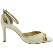 Custom Lou bridal evening sandals Stella