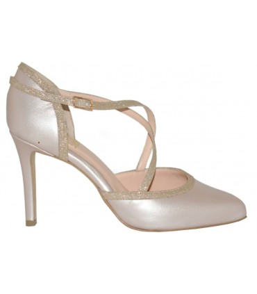 Lou bridal pumps Yvonne