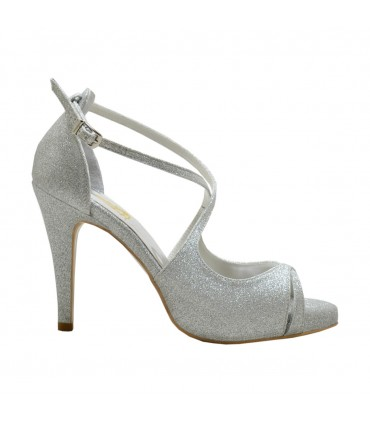 Lou bridal-evening sandals Laoura