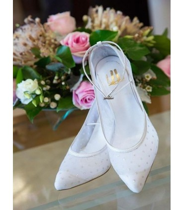 Lou bridal pumps Kallisti 95