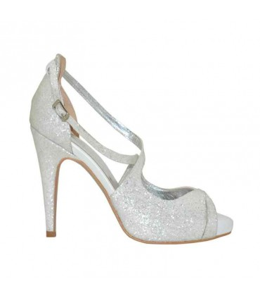Lou bridal sandals Laoura