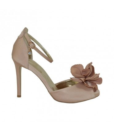 Peony Lou bridal evening sandals