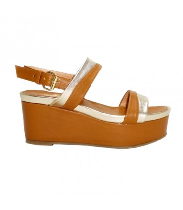 Lou wedge sandals