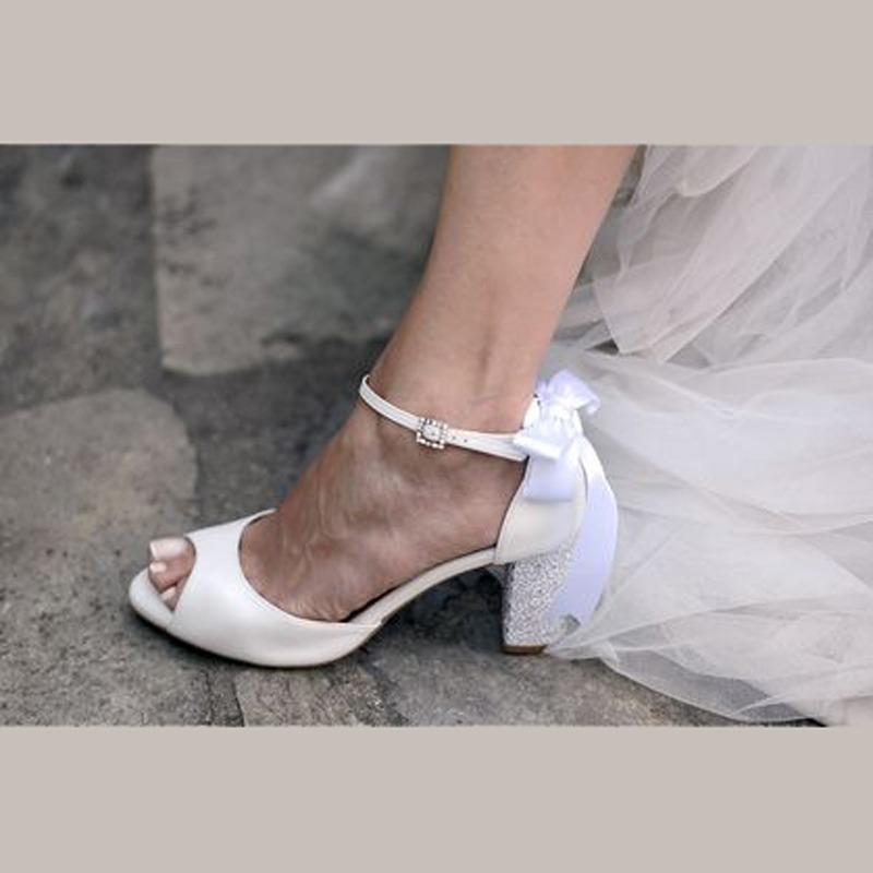 Lou bridal sandals Alkmini