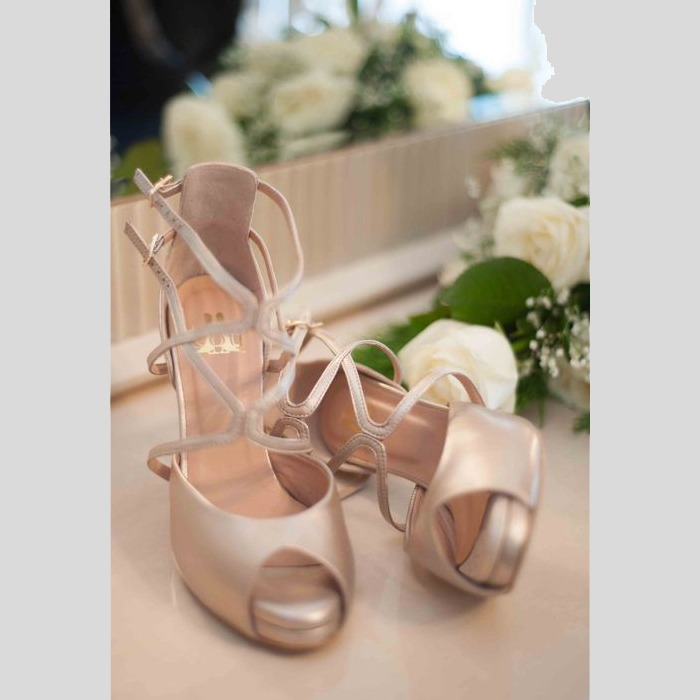 Lou bridal evening sandals Daianna
