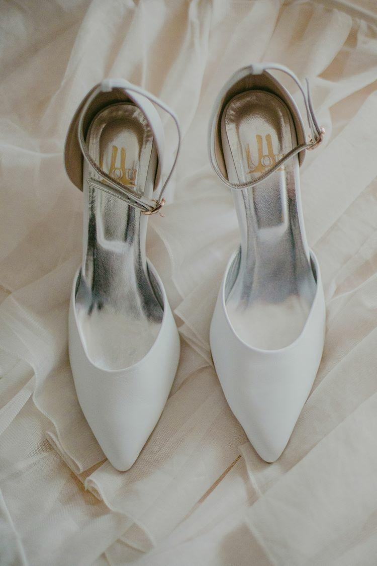 Lou bridal pumps Nana