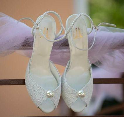 Lou bridal shoes Cassandra