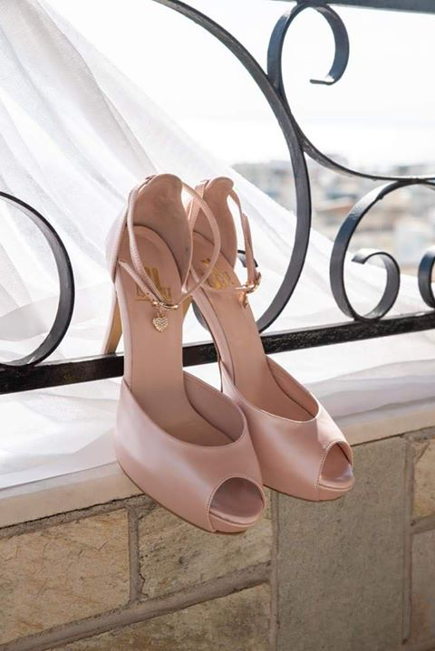 Lou bridal shoes Cindy