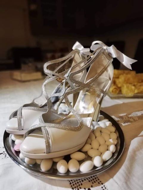 Lou bridal shoes Joss