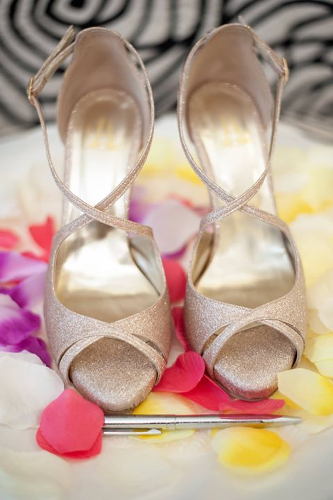 Lou bridal shoes Laoura