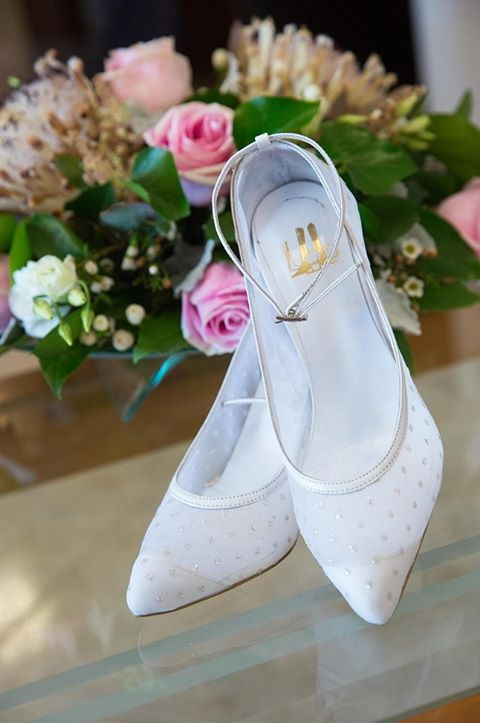 Lou bridal pumps Kallisti