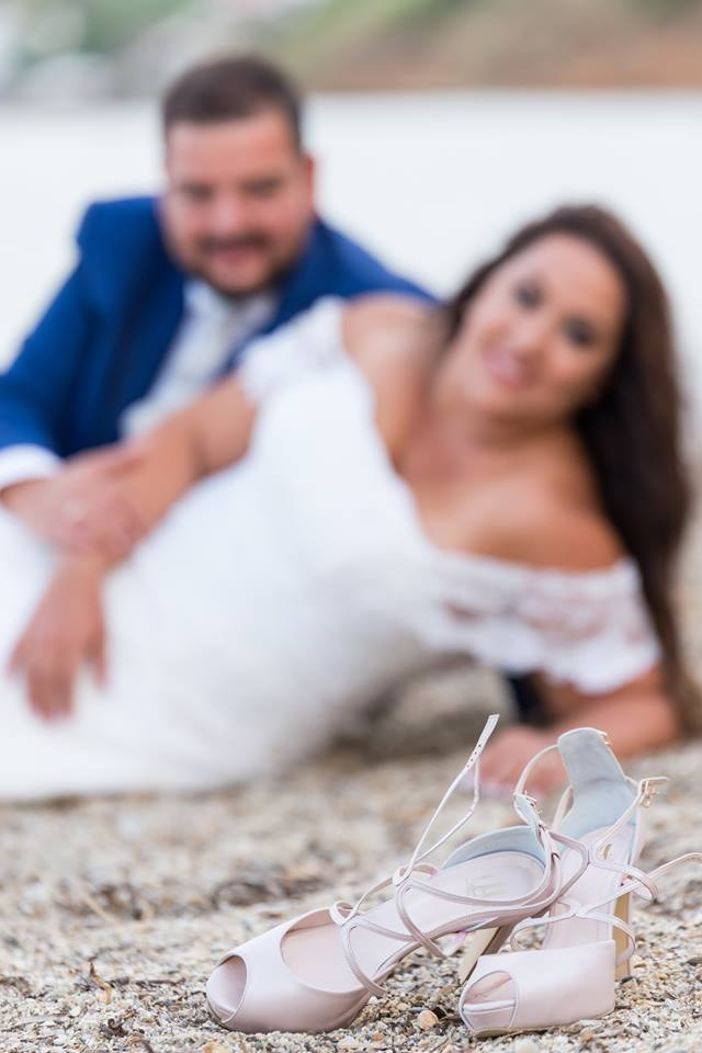 Lou bridal sandals Daianna