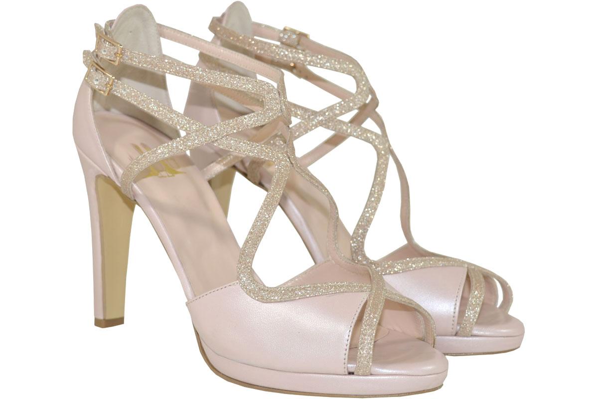 Lou bridal sandals Joss