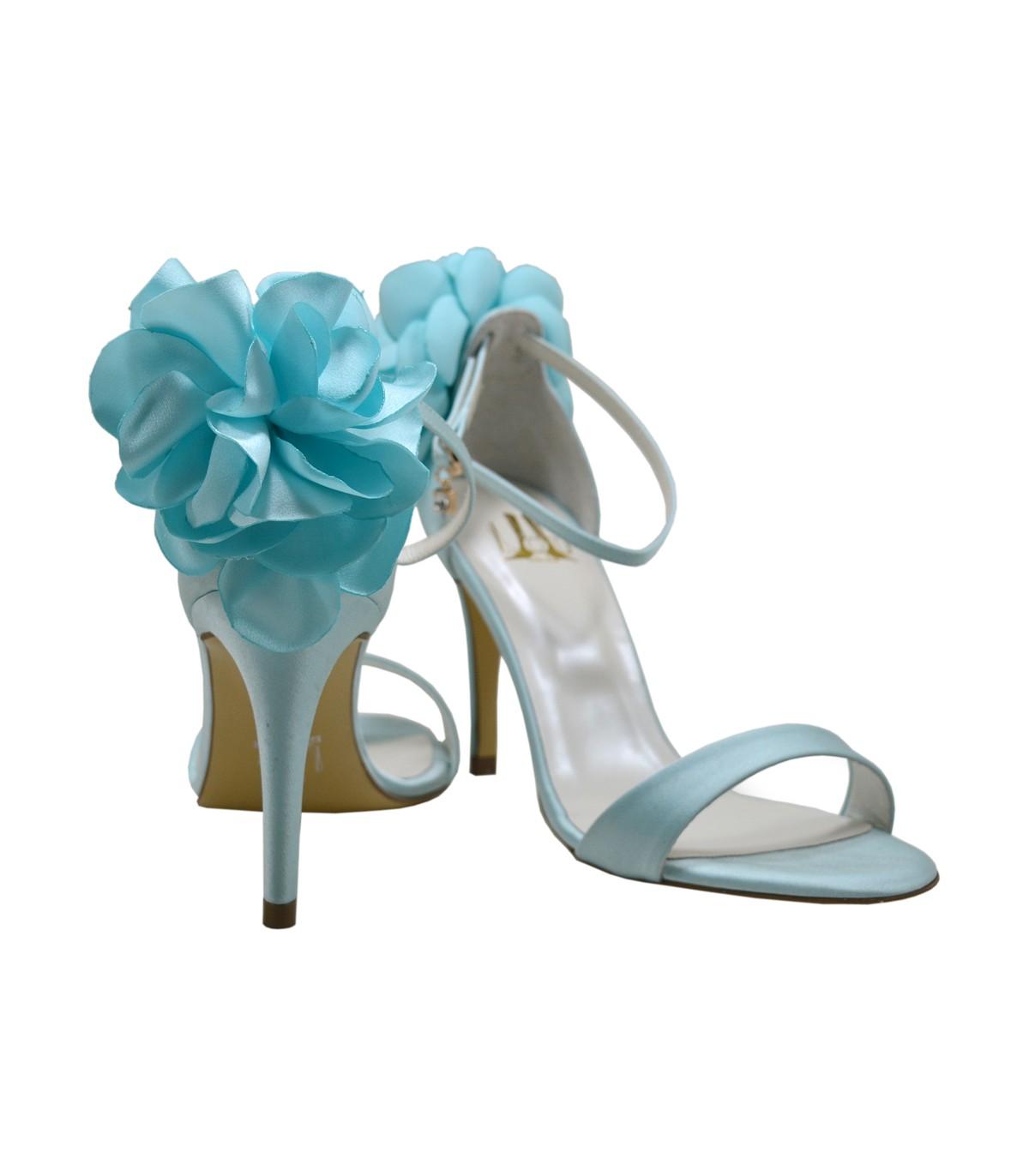 Lou bridal pumps Peony