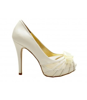 LOU BRIDAL PUMPS ROSIE.