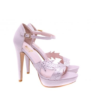 LOU BRIDAL SANDALS Isidora.