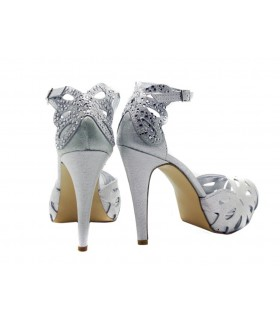 LOU BRIDAL SANDALS Aphrodite.