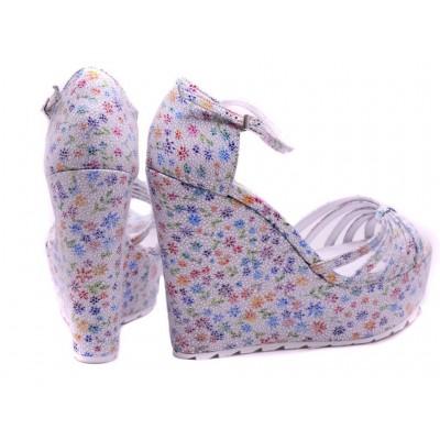 LOU sandals - FLORELA