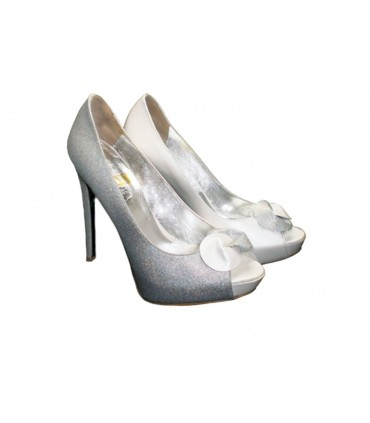 LOU BRIDAL PUMPS Evridiki