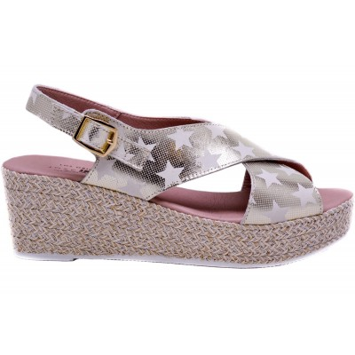 JOSE SAENZ WEDGE SANDALS VICO