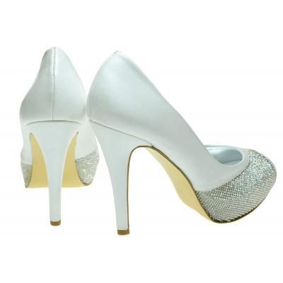 Lou bridal pumps Melita
