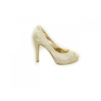 LOU BRIDAL PUMPS