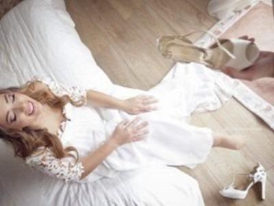 So happy Bride !